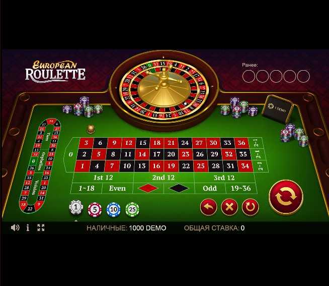 Рулетка Вулкан играть онлайн бесплатно казино Вулкан
