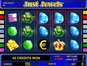 Игровой автомат Just Jewels Deluxe - Игровые автоматы