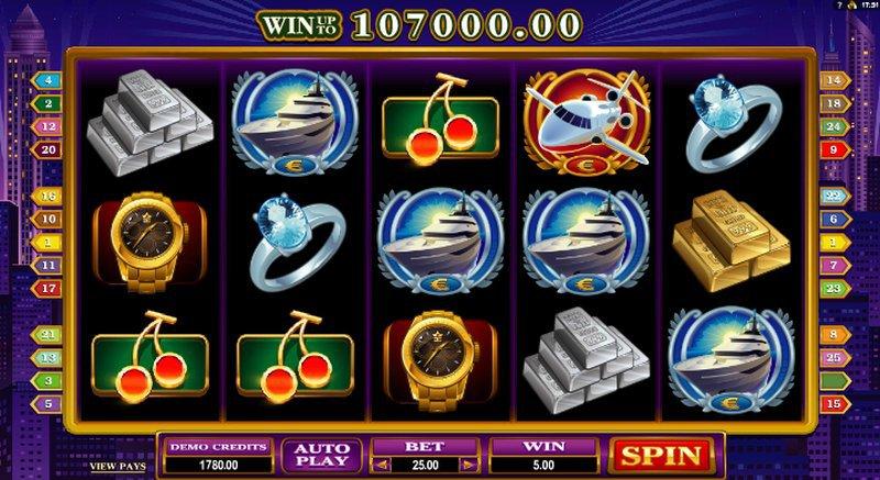 Игровые автоматы с минимальными ставками от 1 копейки.